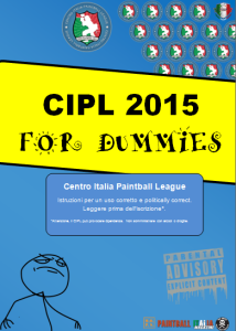 CIPL For Dummies