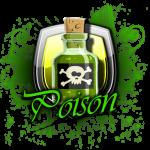 logo poison